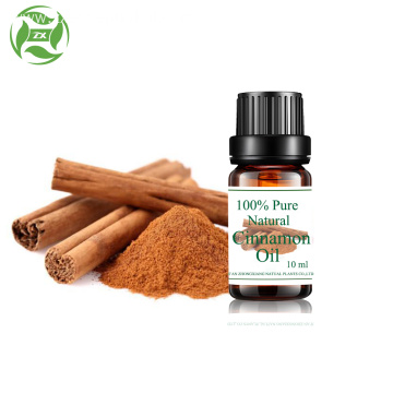 OEM Custom 100% Pure Natural Cinnamon Essential Oil